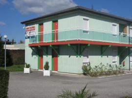 Fasthotel Grenoble Moirans-Voreppe, Moirans