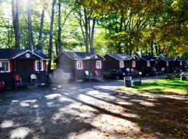 Maple Lodge Cabins, North Woodstock