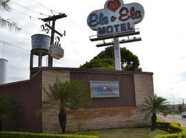 Ele e Ela Motel (Adult Only), São Gonçalo do Amarante