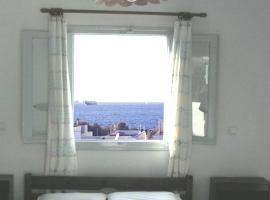 Spyros Rooms, Parikia