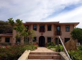 Bouganim Villa, Malibu