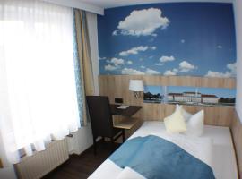 Hotel Blauer Karpfen, 오버슐라이쓰하임