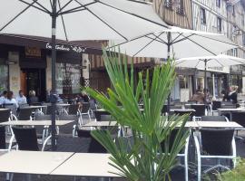 Hotel du Pot d'Etain, Châlons-en-Champagne