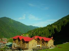 Oberj Hotel, Ayder Yaylasi