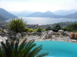 Villa Romele, Pisogne