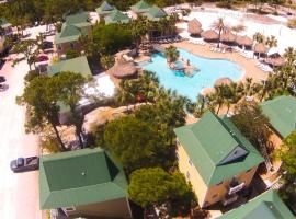 Purple Parrot Resort, Perdido Key