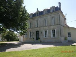 La Bertonnière, Saint-Martial-de-Mirambeau