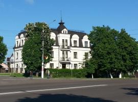 Villa le Grand Hotel, Boryspil'