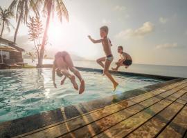 Escape Beach Resort, Mae Nam Beach
