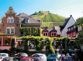 Hotel Weinhaus Feiden - Alte Bürgermeisterei, Ediger-Eller