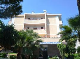 Hotel Marligure, بورديغيرا