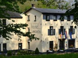 Hotel Lamerichs, 버크엔터블리트