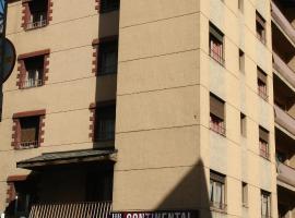 Hotel Residencial Continental, Andorra la Vella