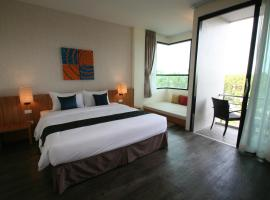 Apo Hotel, Krabi town