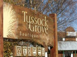 Tussock Grove Boutique Hotel, Ohakune