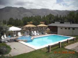 Cabañas Rio Mendoza