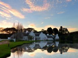 Holden Manz Country House, Franschhoek