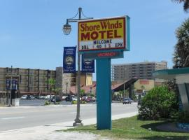 Shore Winds Motel, Daytona Beach