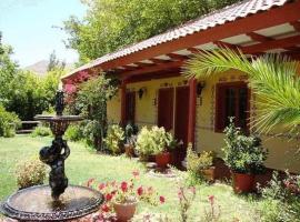 Hacienda Los Andes, Hurtado