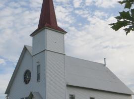 Maison-église M-P Villeneuve, Mansonville