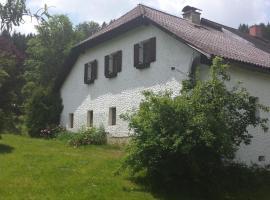 Ferienhaus Zaglau, Ulrichsberg