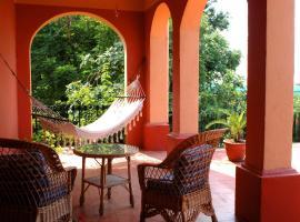 Villa Carmen Alcanar, Les Cases d'Alcanar