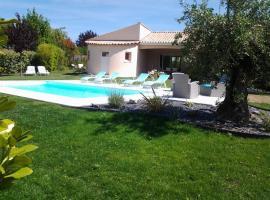 Chambres d'Hôtes Les Roses Trémières, Meschers-sur-Gironde