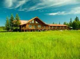 Cariboo Log Guest House, Lac La Hache