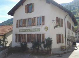 Auberge de la Couronne, Lessoc
