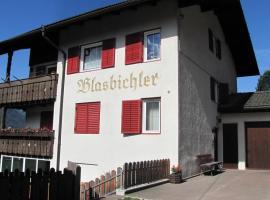 Blasbichler Appartments, Brunico