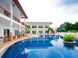 Nadivana Serviced Apartments, Aonang Beach