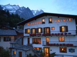 Hotel Funivia, Courmayeur