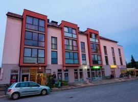 Apartments and Studios Perunika, Моравске Топлице