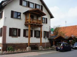 Landhotel Engel, Limbach