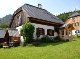Ferienhaus Pucher, Grundlsee