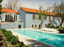 Blue House, Leça da Palmeira