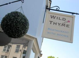 Wild Thyme Restaurant with Rooms, Chipping Norton