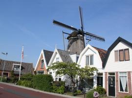 B(&B) Daar bij die Molen, Alkmaar