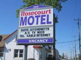 Rosecourt Motel, สตราตฟอร์ด
