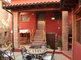 Apartamentos La Hortaleza, Aldehuela