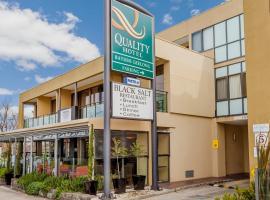 Quality Hotel Bayside Geelong, 질롱