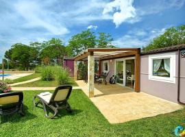 Premium Mobile Homes in Camping Park Umag, Karigador