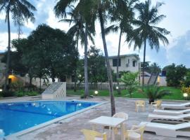 Marura Holiday Resort, Jumba la Mtwana