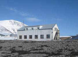 Swanfjord Guesthouse, Súðavík