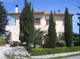 Mandriato Apartments, Santa Luce