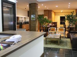 Hotel Imperial de Quatro Barras, Quatro Barras