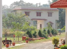Grand Tiger Resort, Lagma