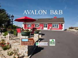 Avalon House B&B, Glenties
