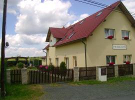 Penzion Žírovice, Františkovy Lázně