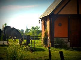 Au Mesnil Le Bas Bray, Bures-en-Bray